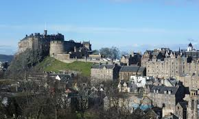Edinburgh Castle & Rosslyn Chapel